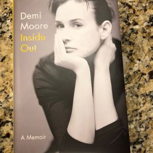 Demi Moore New Book